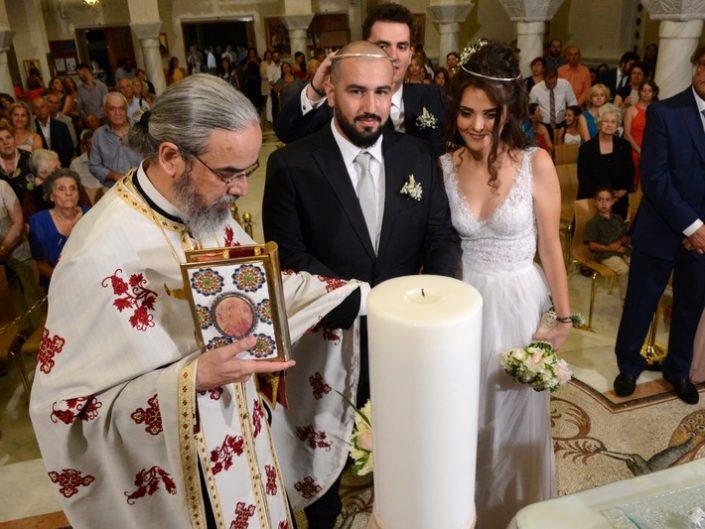 Γάμος στον Άγιο Νεκτάριο Χαϊδαρίου