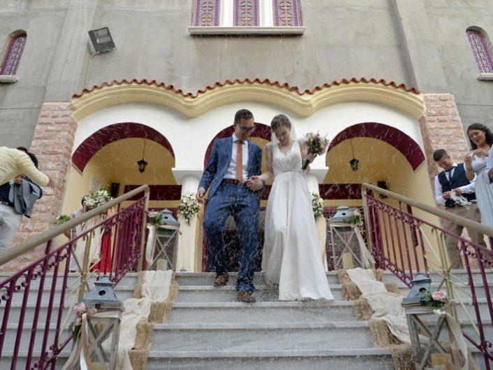 Γάμος στον Άγιο Αντρέα