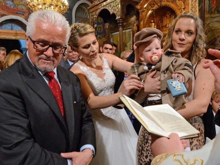 Γάμος και Βάπτιση στην Δάφνη Αμαλιάδας