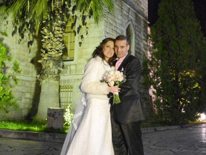 Γάμος στην Αγία Παρασκευή
